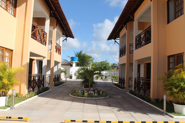 Apts for rent Goiana/PE close to FIAT 100m beach - Carne - de - Vaca - Apartemen