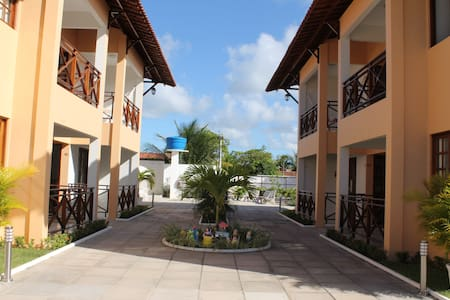 Apts for rent Goiana/PE close to FIAT 100m beach - Carne - de - Vaca - 公寓