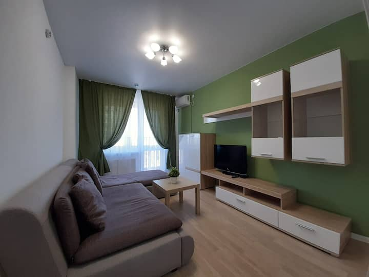 """Уютная квартира в ЖК """"НОРД"""""""