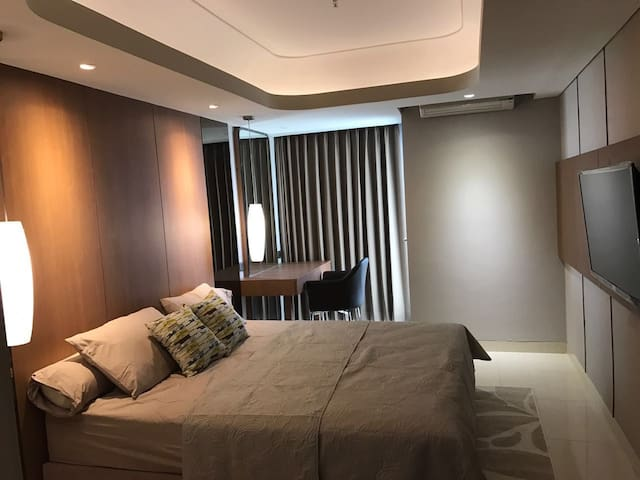 Studio Apartment on Simpang Lima - Semarang - อพาร์ทเมนท์