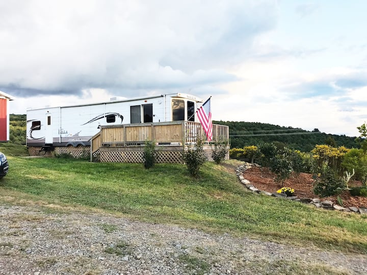III Mills Farm Luxury 39' Camper