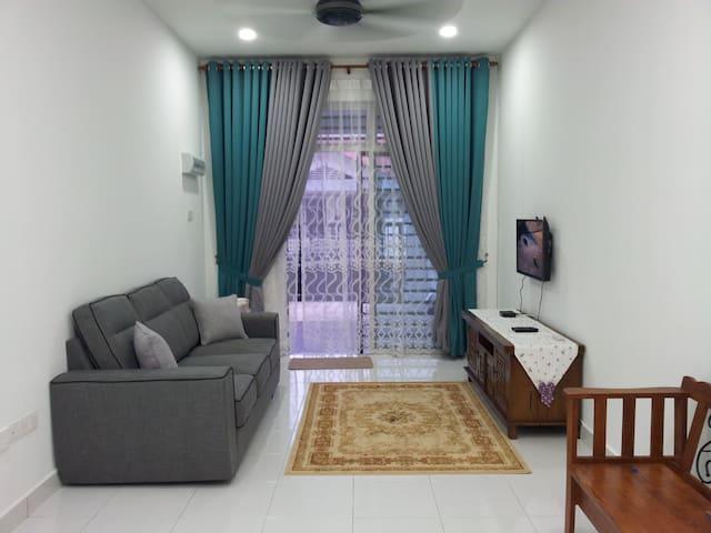 Ahnaf Homestay Bandar Penawar Desaru Kota Tinggi