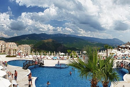 Kusadasi Golf & Spa Resort 2 Bed 2 Bath apartment
