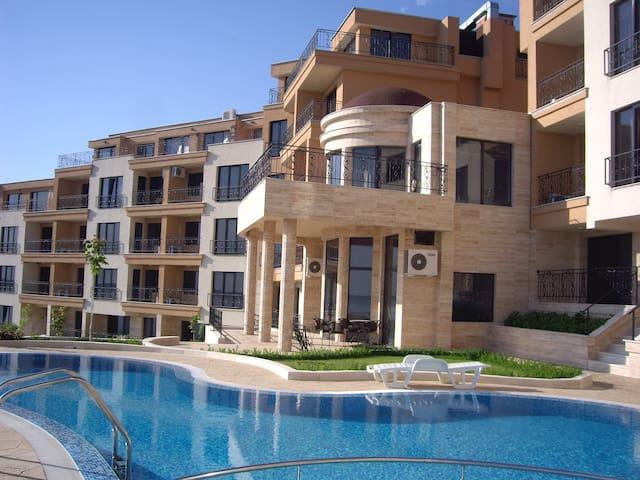 Лозенец ВИП Хоум Болгария Апартаменты на море