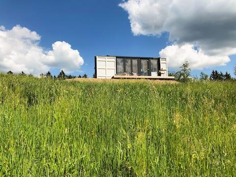 BERGHEIM Container Loft/Feriehus [FLOW]
