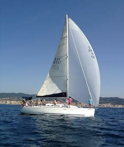 40 ft yacht in Olimpic Marina - Barco