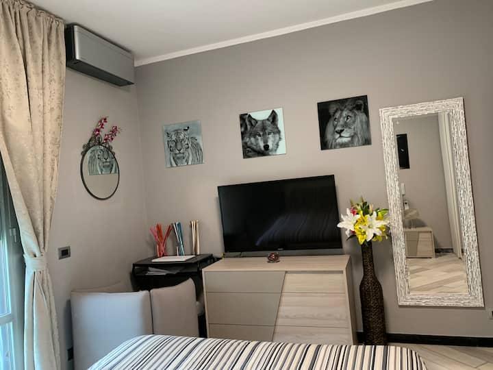 Appartamento nuovissimo dotato di ogni comfort