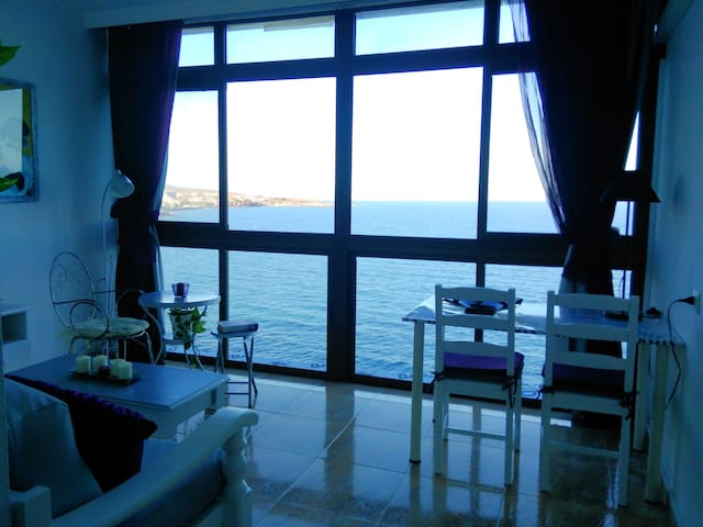 AFPlace3  Amazing sea views!!!!!!! - San Bartolomé de Tirajana - Apartment
