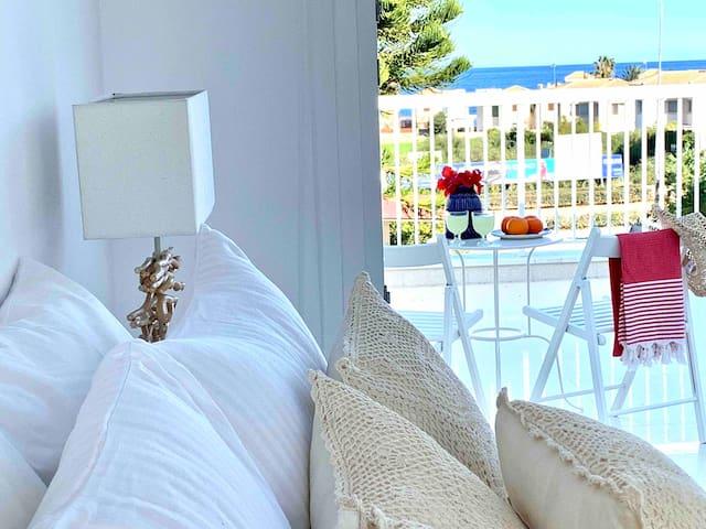 Cavo Greco Villa with Sea View