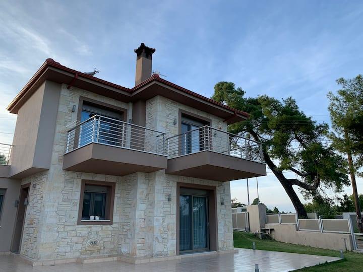 Villa Kritos (kriopighi)
