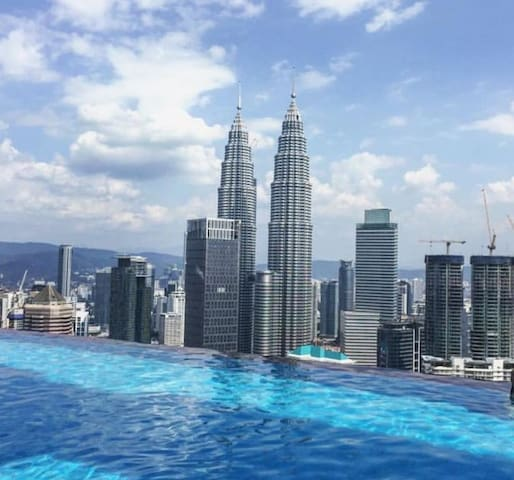Luxury Suite near Petronas Towers