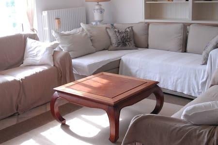Al Casale - stanza matrimoniale - Rignano Flaminio