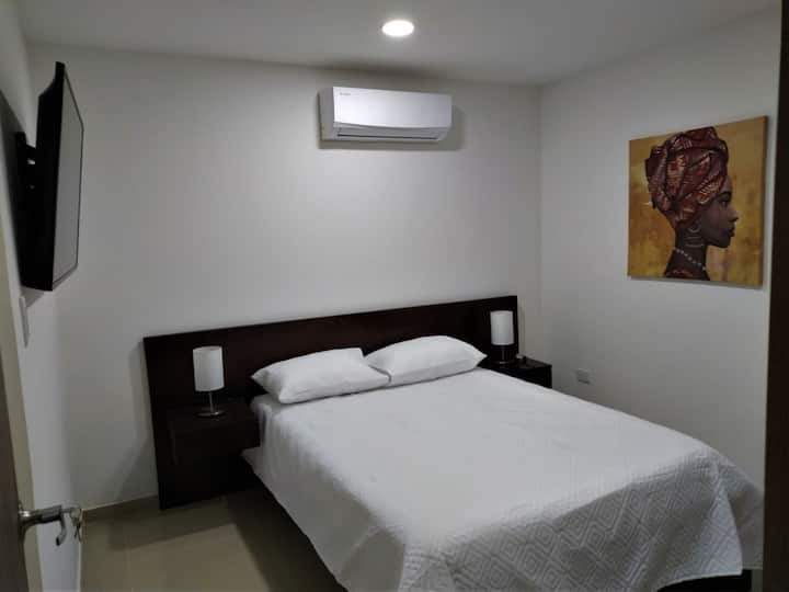 Apartamento Amoblado al mejor precio -Tuluá- (101)