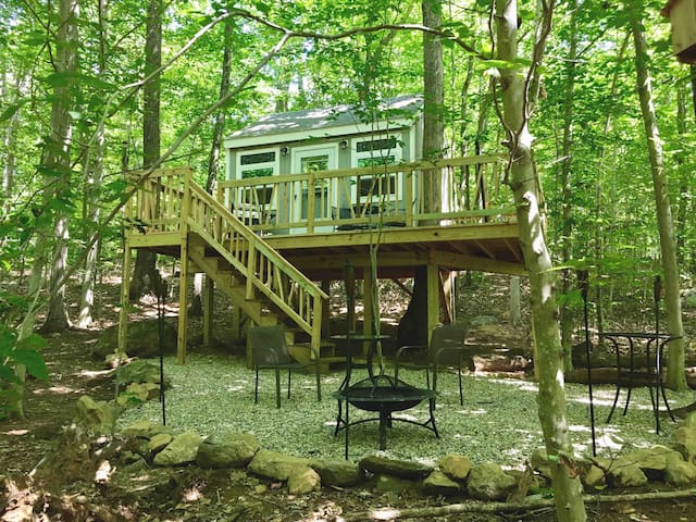 Water Forest Retreat-Tree House