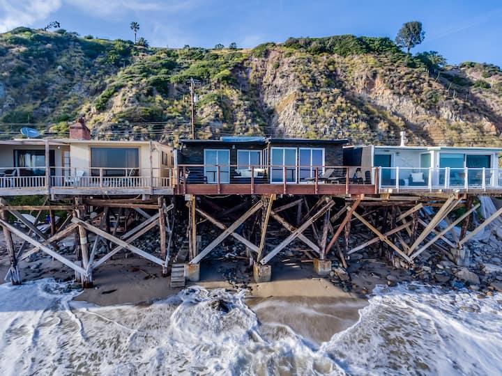 Ocean View Malibu Getaway