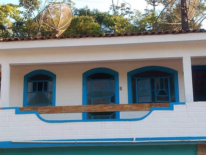 Ap. 2 quartos no Porto Grande, São Sebastião SP