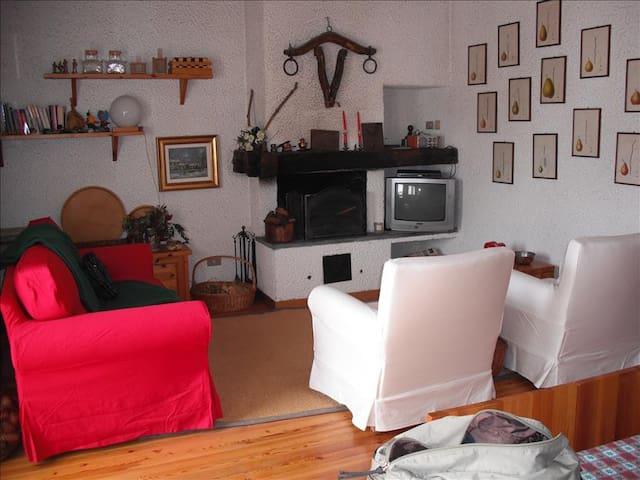 Appartamento Forte Oga - Oga - Wohnung