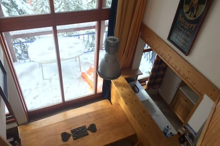 Grand appartement aux Arcs 1800 - Bourg-Saint-Maurice
