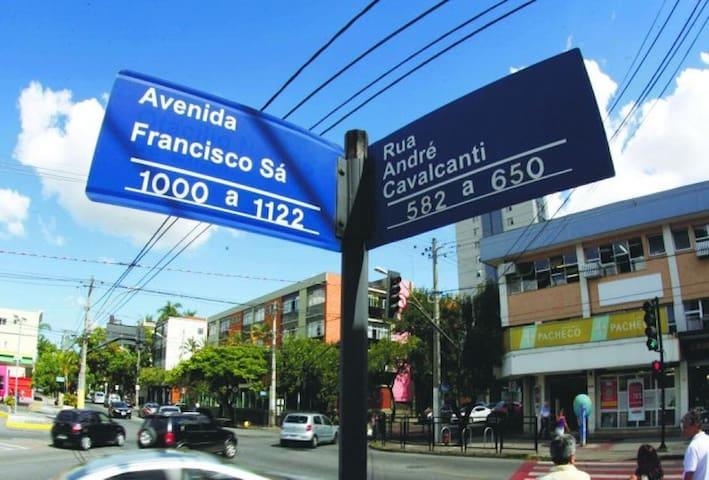 Guia de lugares no Gutierrez