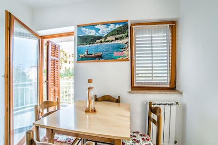 Apartments Helena / Two bedrooms A6 - Rabac - Byt