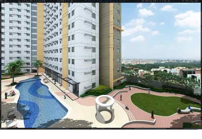 1 Bedroom New Condo unit in Amaia Skies for Rent