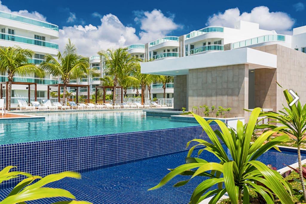 Lindo apartamento em Natal/RN. In Mare Bali.