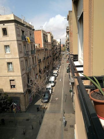 Centric double room in the best place - Barcelona - Guest suite