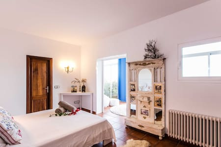 Master Bedroom with amazing views - Santa Gertrudis de Fruitera - Talo