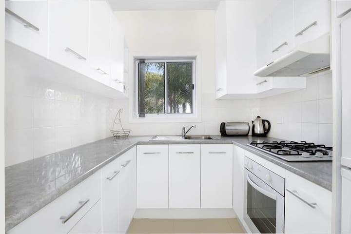 Tidy kitchen for tasty meals