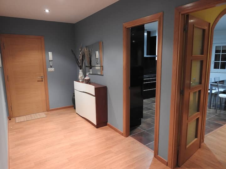 Apartamento de 4 dormitorios en Camariñas