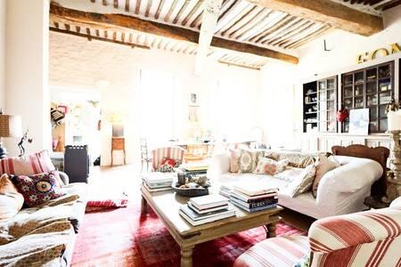 Grand Character Cevennes Home. - Saint-Hippolyte-du-Fort