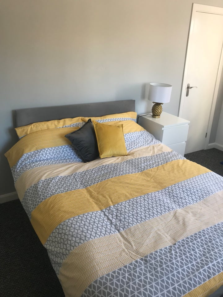 Spacious Double bedroom in colchester