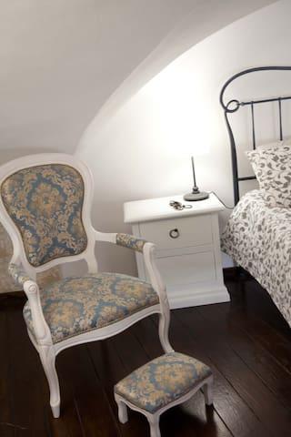 Prima stanza da letto - Particolare