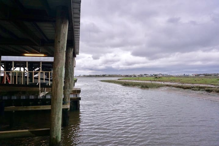 Waterfront hackberry camp longterm availabilities