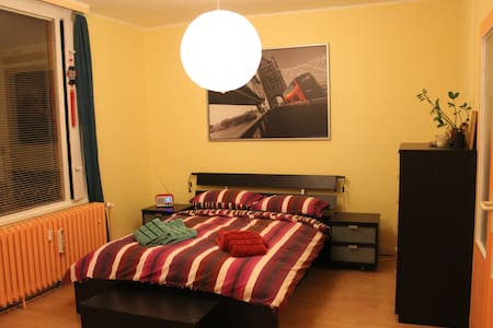 Newly furnished apt., kid friendly - Praha - Huoneisto