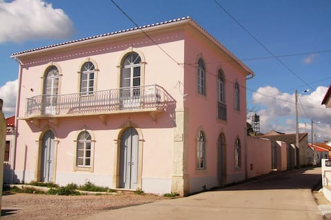 A charming restored holiday house built in the 19th century