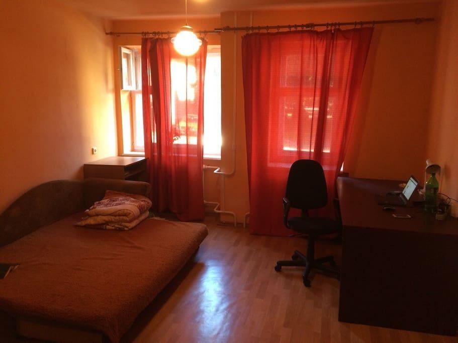 Большая спальня №1