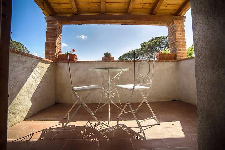 Angolo di paradiso a Borgo Carraia - Carraia - Apartamento