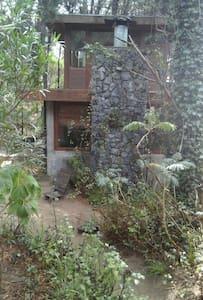 Cabaña en el bosque de Mar Azul - Mar Azul - Natur-Lodge