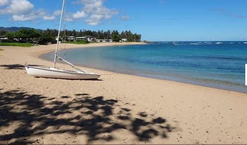 Haleiwa Dream Location - Haleiwa - Hus