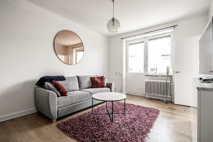 Central, Convenient and Bright Studio in Södermalm
