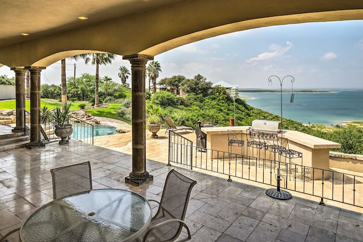 NEW! Luxury Del Rio Home w/Pool & Lake Views!