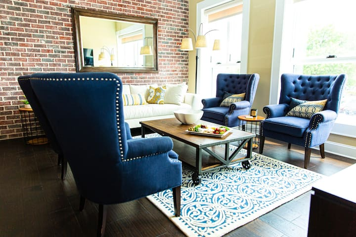 Executive Loft in Downtown Hickory NC
