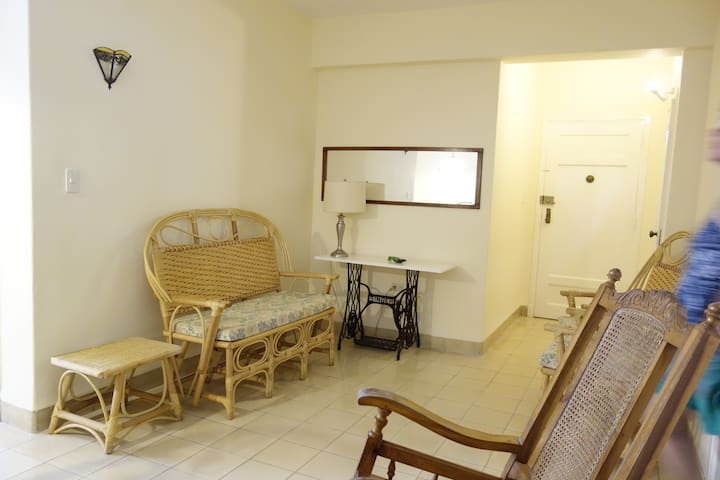 CHARMING AND COMFORTABLE APARTMENT IN HAVANA