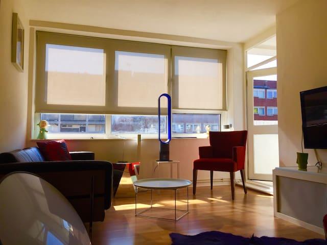 Modern spacious studio flat - Londen - Appartement