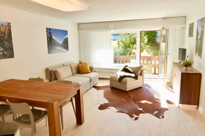 🌲🦌🏔 Appartamento moderno e tranquillo nella natura