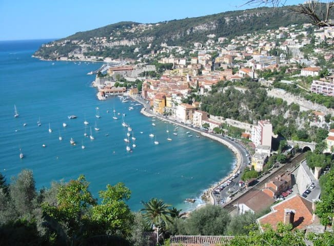 Brand new, 1 bed apart in old town - Villefranche sur Mer - Apartment