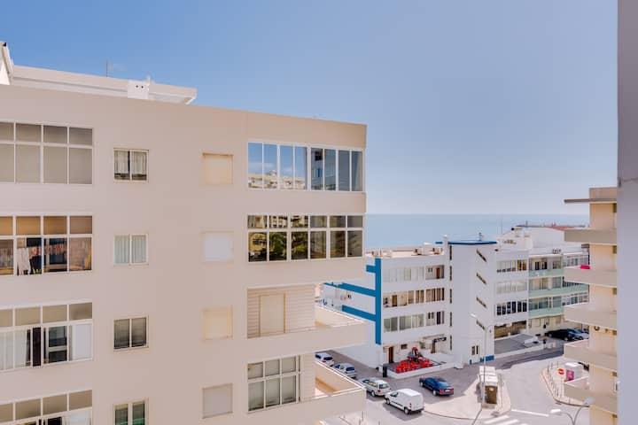 Torre Azul - Near the beach - Quarteira