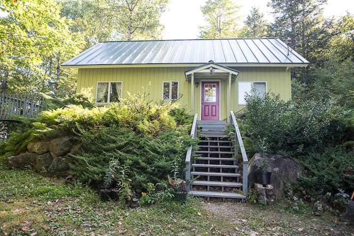 Quiet home close to Mt Abram and Sunday River - Greenwood - Hus