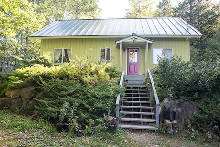 Quiet home close to Mt Abram and Sunday River - Greenwood